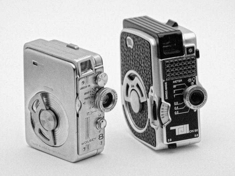 Die Kleinste Super 8 Kamera Der Welt Super8tv